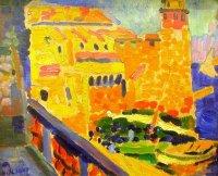 andre-derain-7-le-phare-de-collioure-1905