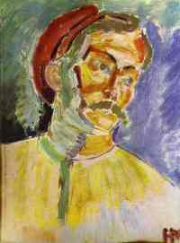 henrimatisse-portraitofandrederain