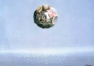 magritte-le-voyageur